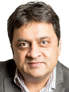 Lacework's Sanjay Kaira