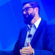 Cisco's Oliver Tuszik at Partner Summit 2018