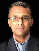 Array Networks' Vinod Pisharody