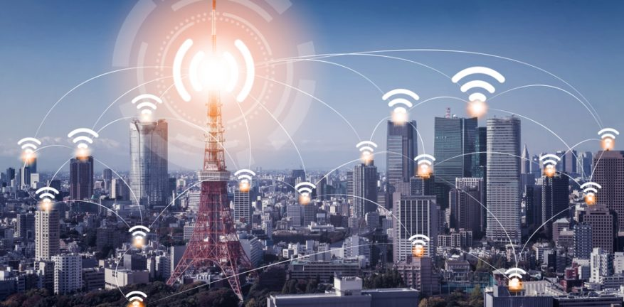 Smart City, IoT Network