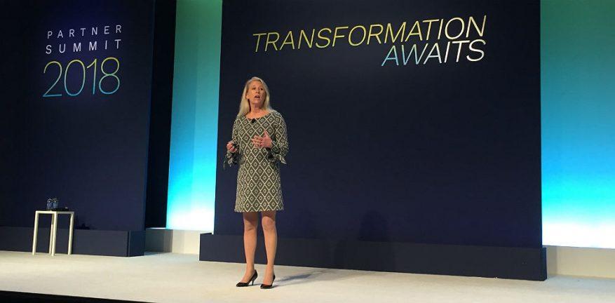 Stacy Nethercoat Tech Data Partner Summit 2018