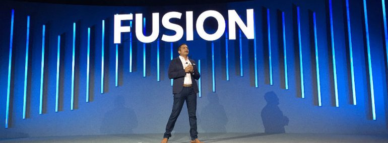 Zee Hussain at AT&T Fusion 2018