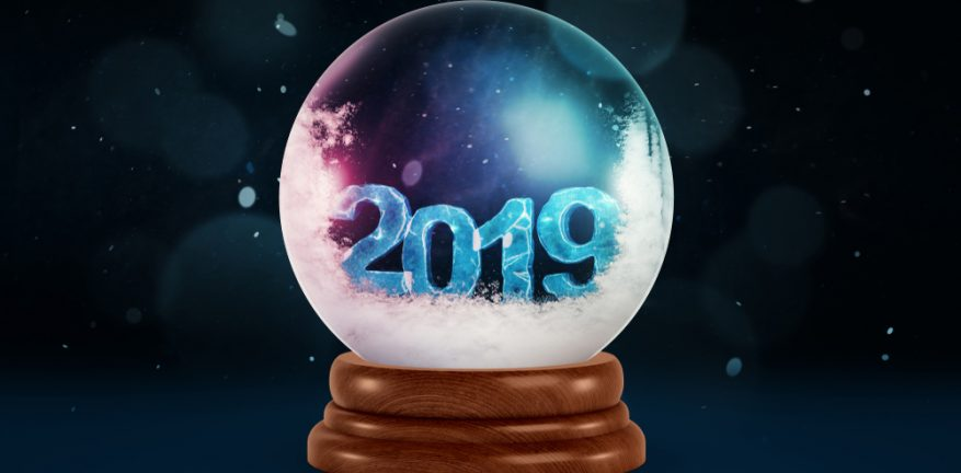 2019 crystal ball