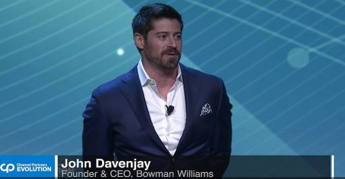 John Davenjay Bowman Williams CP Evolution 2018