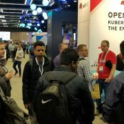 KubeCon 2018 Expo Hall