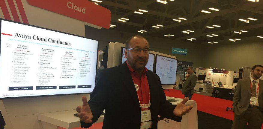 Avaya Cloud Solutions at Engage 2019