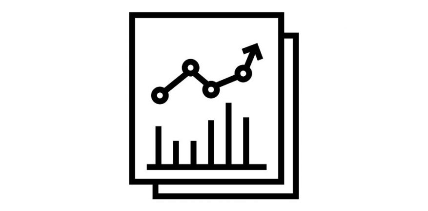 Data sheet graphic in black on white background