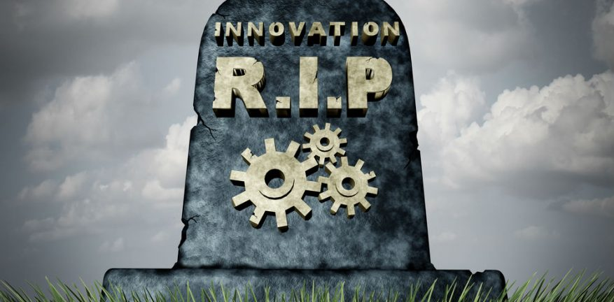 Death of Innovation