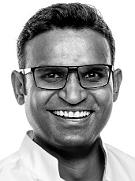 Verizon's Guru Gowrappan
