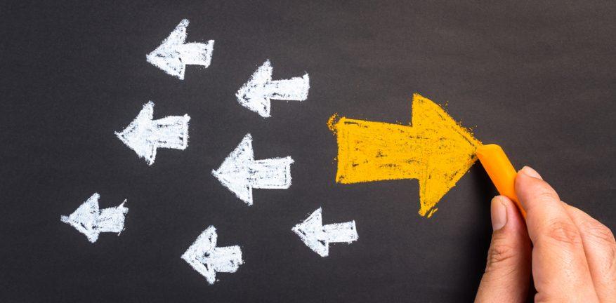 Opposite Direction, Part Ways