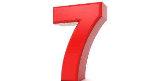 Seven, 7