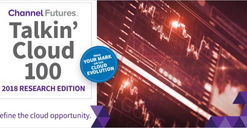 Talkin Cloud 100 2019 logo