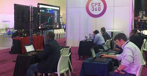 Check Point Software's CPX360 event