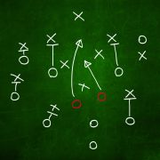 Defense to offense strategy
