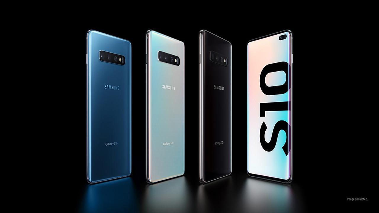 Samsung Galaxy S10 on Verizon