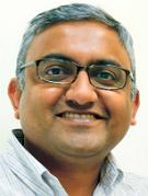 Cohesity's Sanjeev Desai