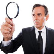 Detective Businessman