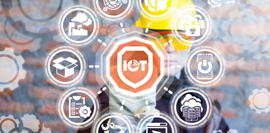 IoT Cybersecurity, IoT security