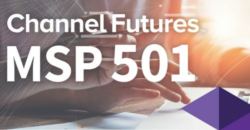 MSP 501 logo