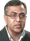 VMware's Ajay Patel