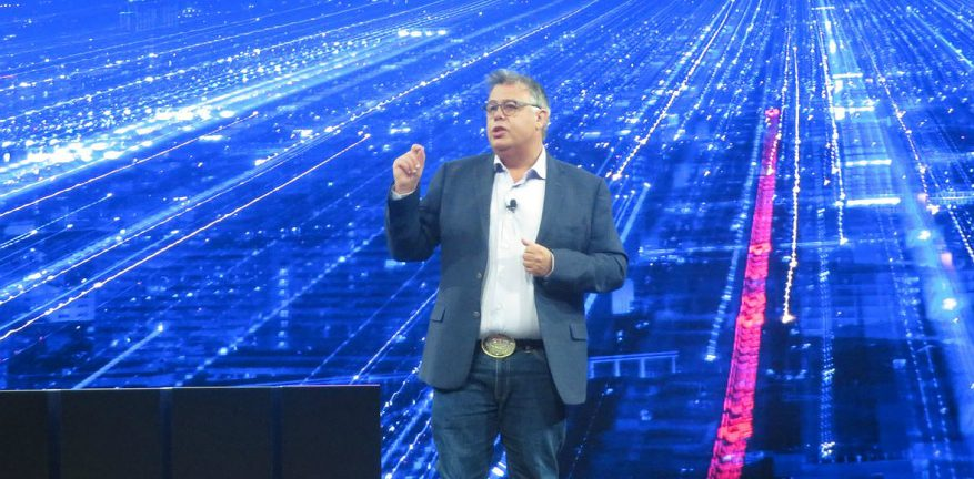 HP's Don Weisler at Reinvent 2019