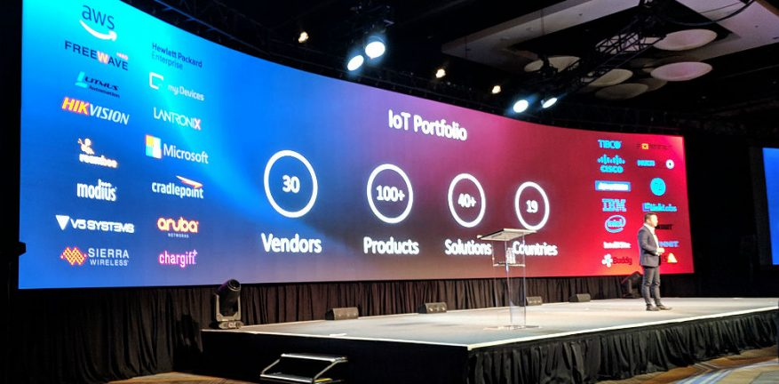 Ingram Micro's Ben Xiang, Cloud Summit X 2019