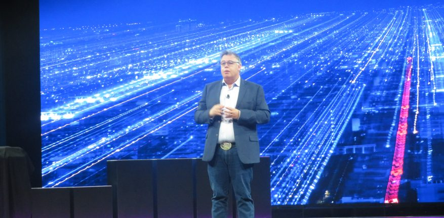 Dion Weisler at HP Reinvent 2019