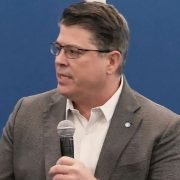 AT&T Cybersecurity's Mike LaPeters at CP Expo 2019