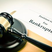 Bankruptcy with Gavel