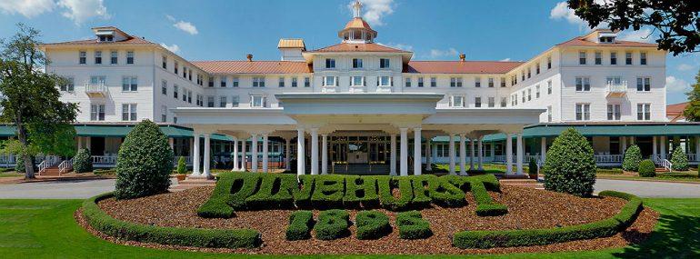 Carolina Hotel at Pinehurst NC
