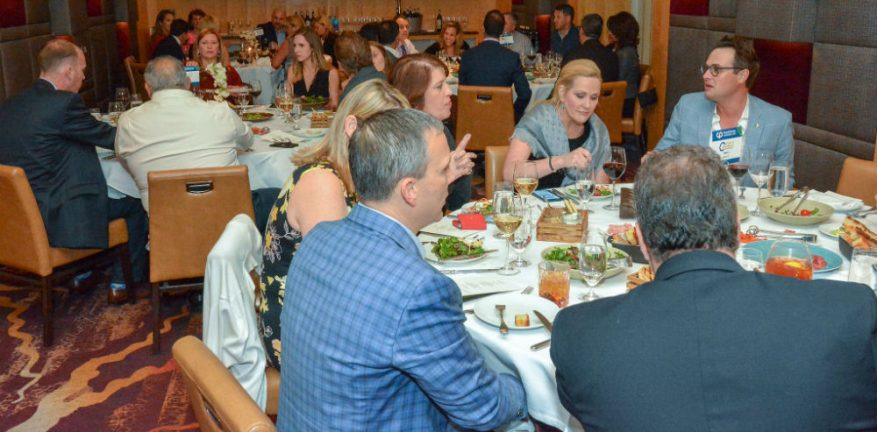 Circle of Excellence 2019 dinner