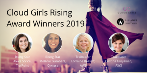 Cloud Girls Rising Awards 2019