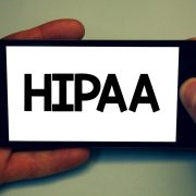HIPAA on cellphone