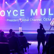 Joyce Mullen at Dell Tech World 2019