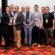 Group shot of Oracle sustainability award winners