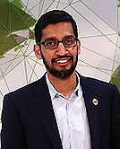 Google's Sundar Pichai