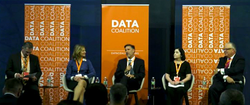 RegTech Data Summit Open Standards panel