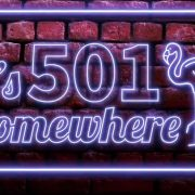 501 Somewhere Logo