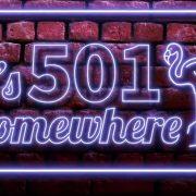 501 Somewhere Logo