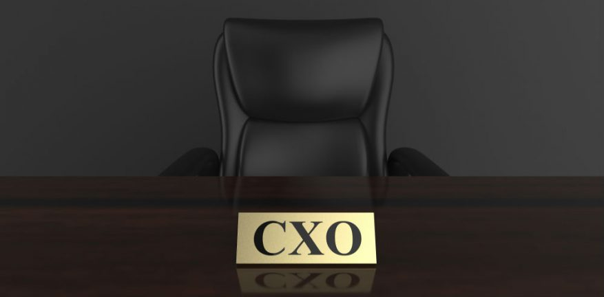CXO, chief experience officer