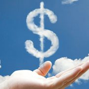 Cloud Dollar Sign