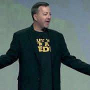Dave Sobel SolarWinds Keynote CP Expo 2019