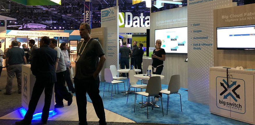 Dell Technologies World Expo Hall 2019