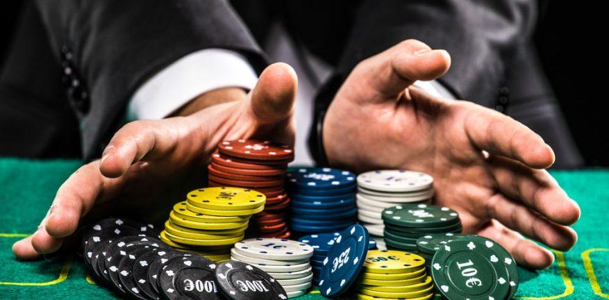 Gambling, All In