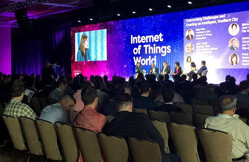 IoT World Panel