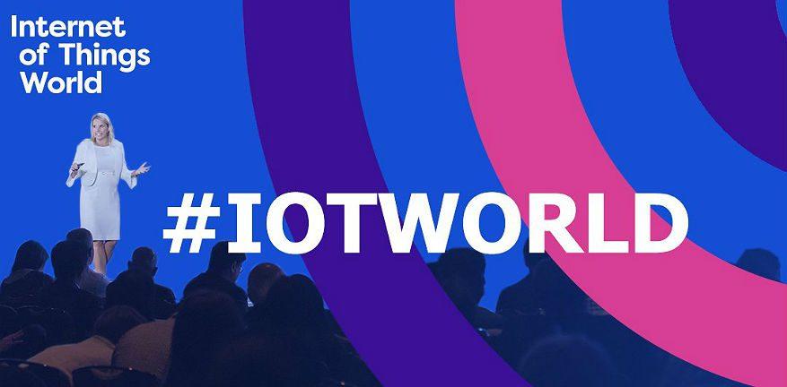 IoT World Stage 2019