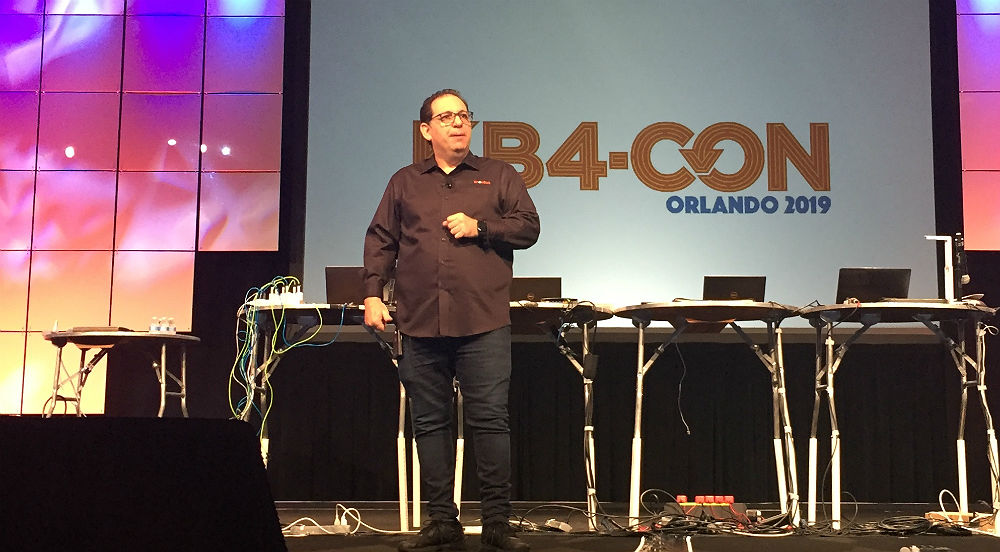 KnowBe4 Chief Hacker: Anything Can Be Weaponized