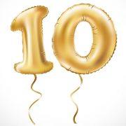 Number Ten, 10