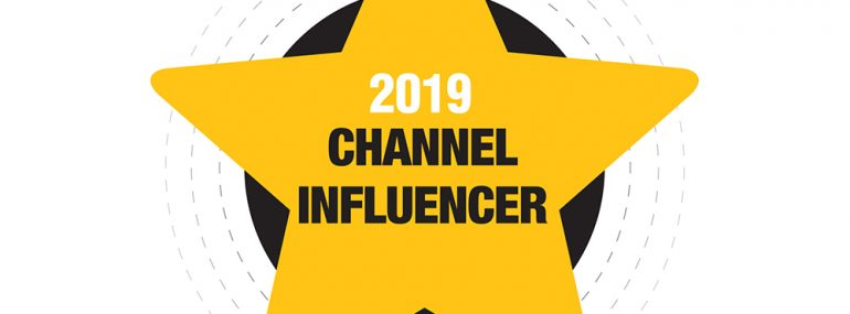 2019 Channel Influencer Awards