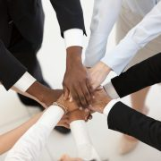 Businesspeople Teamwork, community